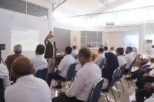 Sekda Aceh Instruksikan Jajaran BPKS Sabang Jalankan Konsep Bersahaja