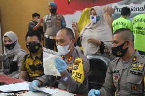 Curi Emas 65 Mayam, Warga Aceh Utara Ditangkap Polisi