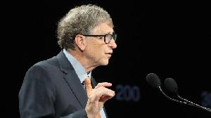 Bill Gates Usai Divaksinasi Covid-19, Ini Wejangan