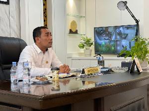 Ketua DPRA dan Kemendagri Bahas Kepastian Pelaksanaan Pilkada di Aceh