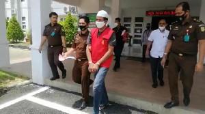 Tersangka Dugaan Korupsi Dana Desa Diserahkan ke Kejari Aceh Utara