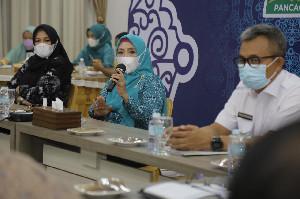 Tingkatkan Sinergitas, PKK Aceh Gelar Rakor dengan BNNP dan SKPA Terkait