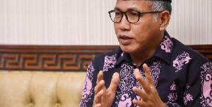 Positif Covid-19, Gubernur Aceh Do'akan Rektor USK Cepat Sembuh