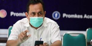 Lebih 80 Persen, Vaksinasi COVID-19 Nakes Aceh Lampaui Nasional