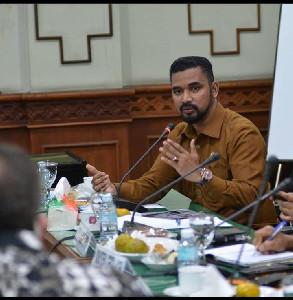 Sudah Ada Pemenang Tender, DPRA Pertanyakan Jalan Peureulak-Lokop Tak Kunjung Diaspal