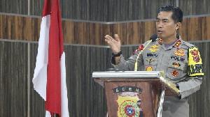 Irjen Pol. Drs. Wahyu Widada Buka Rakernis Fungsi Reserse Polda Aceh Tahun 2021