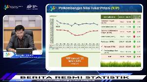 Nilai Tukar Petani dan NTUP di Aceh Januari 2021 Naik