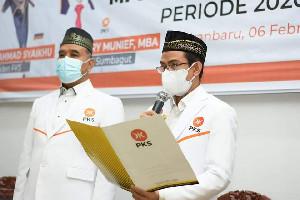 Pesan Ketua DPP PKS BPW Sumbagut, Rencanakan dan Lakukan yang Terbaik untuk Rakyat