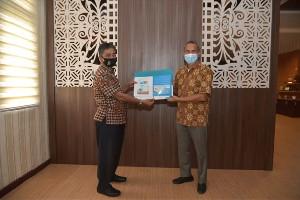 GM PLN Aceh Jalin Silaturahmi dengan Kajati Aceh