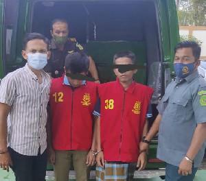 Sidang Lanjutan Kasus Ayah Perkosa Anak Kandung di Aceh Besar Ditunda