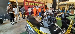 Polisi Tangkap Kelompok Preman Pensiun di Banda Aceh, Gunakan Hasil Kejahatan untuk Beli Sabu