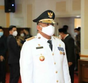 Safrizal, Putra Terbaik Aceh Pj Gubernur Kalsel