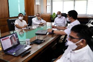 Sekda Aceh: Membangun Sistem Pencegahan Korupsi Butuh Komitmen Bersama