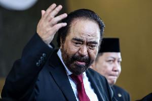 Dukung Pilkada 2024, Surya Paloh Minta Kader NasDem di DPR Tak Lanjutkan Revisi UU Pemilu