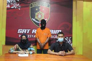 Cabuli Anak Kandung, Oknum PNS Asal Aceh Besar Dibekuk Polisi