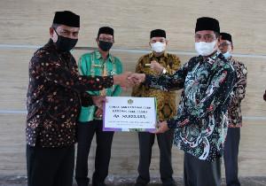 Kemenag Aceh Salurkan Bantuan untuk Korban Banjir Kalsel dan Gempa Bumi Sulbar