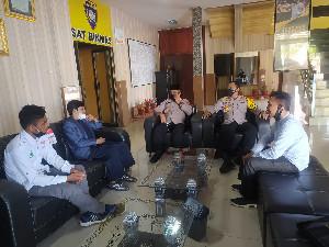 KAMMI Siap Bersinergi Dengan Polresta Banda Aceh