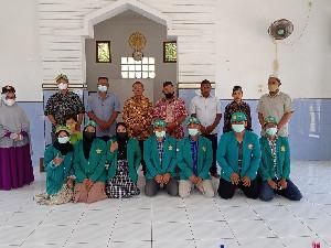 KKN Tematik Mengajar USK di Aceh Besar Berakhir