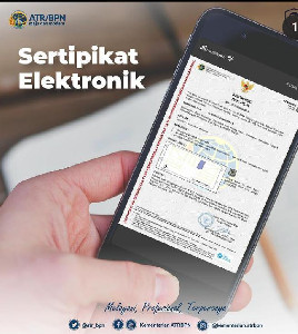 Ini Cara Untuk Dapatkan Sertifikat Tanah Elektronik