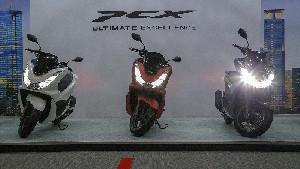 AHM Resmi Hentikan Produksi Honda  PCX 150
