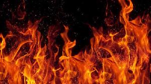 Polda Aceh Pastikan Bangunan Terbakar di Aceh Jaya Bukan  Musala