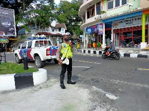 Polantas Aceh Siaga Menjelang Libur Panjang