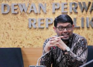 Begini Respon Nasir Djamil Dideklarasikan Berpasangan Tu Sop di Pilkada Aceh