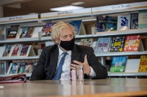 21 Juni Inggris Optimistis Buka Semua Pembatasan Pandemi