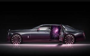 Produksi Mobil Rolls-Royce Phantom Tempus Hanya 20 Unit, Terinspirasi Albert Einstein