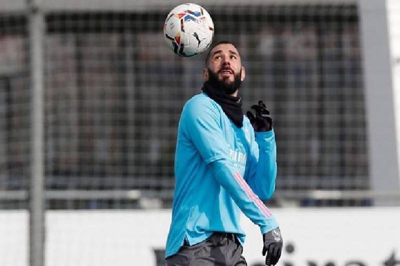 Karim Benzema Dimainkan Saat Bertandang ke Atalanta