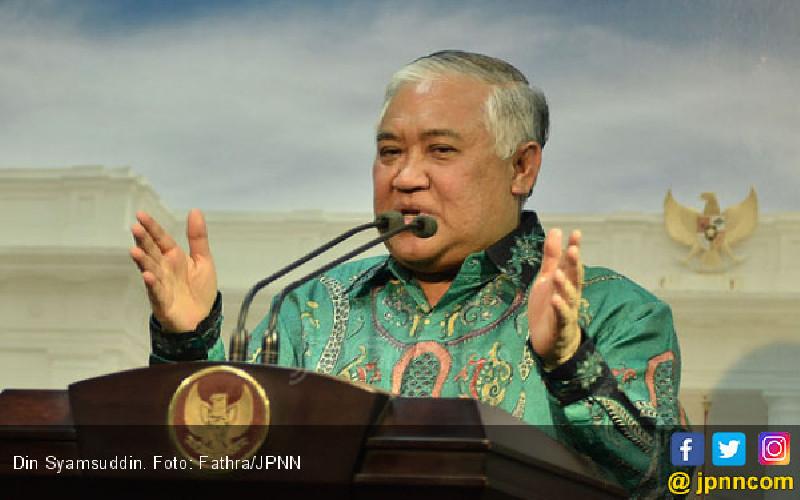 Menko Polhukam: Din Syamsuddin Tokoh Muhammadiyah dan Kritis, Tak Akan Diproses Hukum