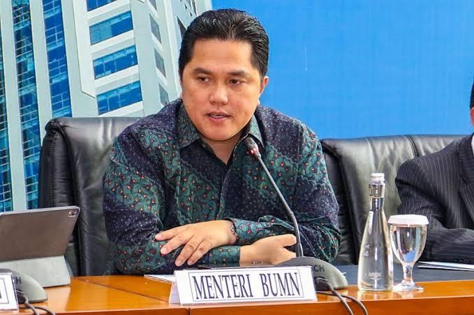 Erick Thohir Bagi-Bagi Lapak Bank BUMN, Biar Tak Saling Serobot