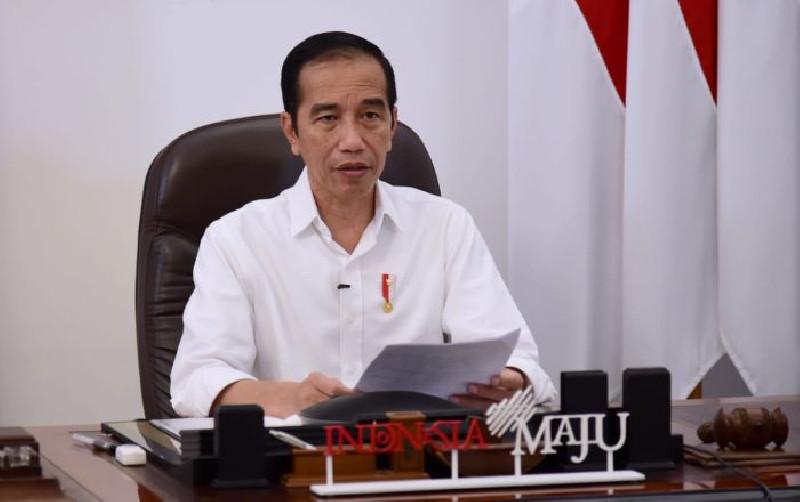 Jokowi Ingatkan Bahaya 137 Karhutla Terjadi di Awal 2021