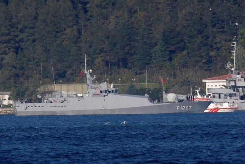 Turki Produk Rudal Anti Kapal Buatan Lokal