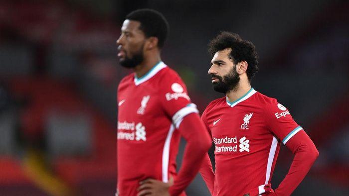Liverpool  Gagal Finis 4 Besar, Simak Ulasannya