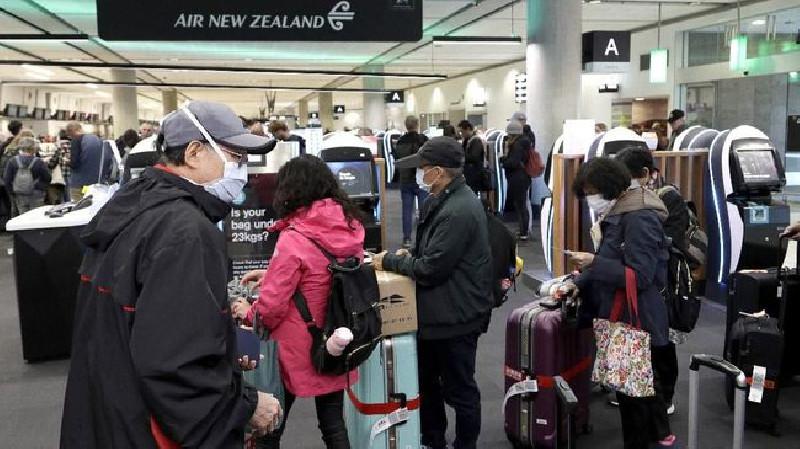 Pemerintah Selandia Baru Umumkan 3 Kasus Baru Covid-19