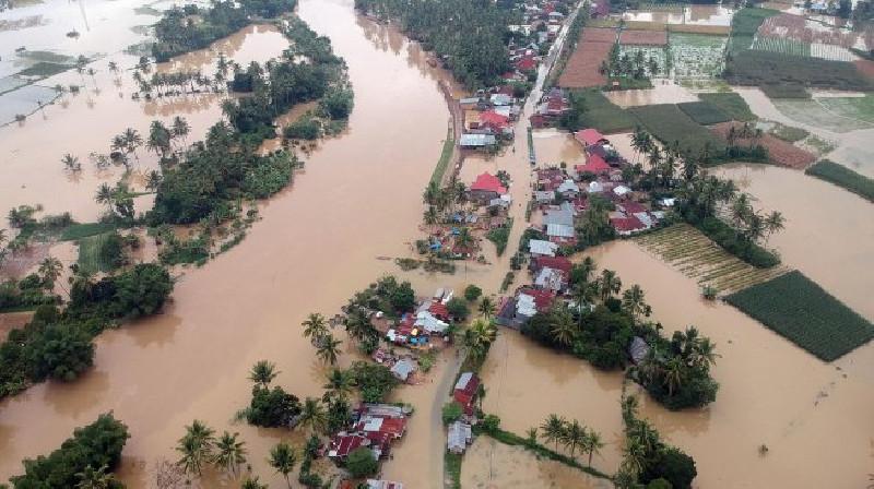 Baru Awal Tahun, Aceh Alami Kerugian Sebanyak Rp 26 M Akibat Bencana Alam