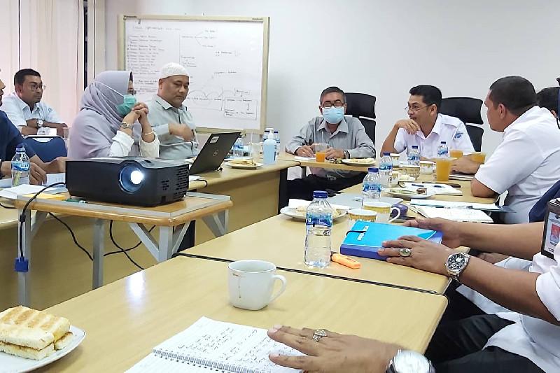 BPKS Gelar Rapat Evaluasi Kinerja