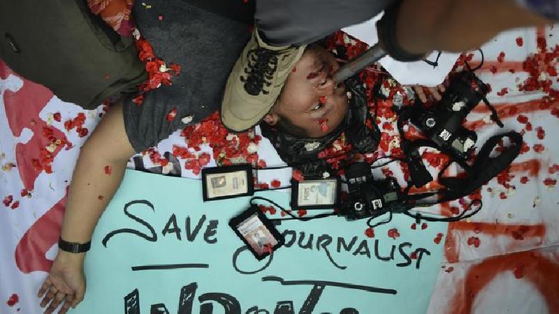 Jadi Korban Penganiayaan, Jurnalis Tempo Lapor ke Polda Jatim