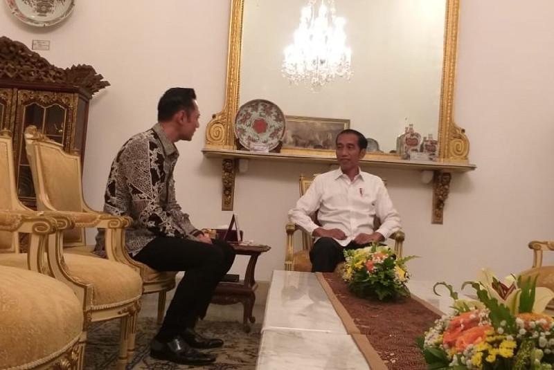 Membaca Pesan Tersirat Pidato AHY dan SBY untuk Presiden Jokowi