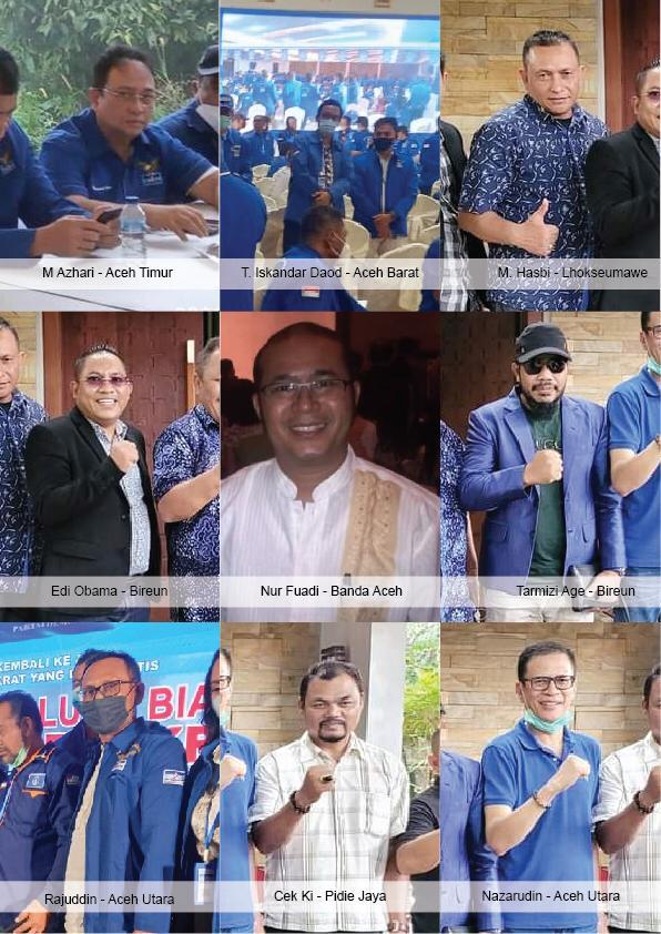 DPD Demokrat: Inilah Penampakan Gerombolan 'Begal Politik' di Aceh