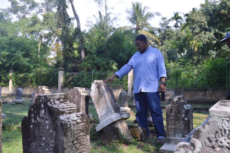 Ketika Makam Sultan di Aceh Terbengkalai