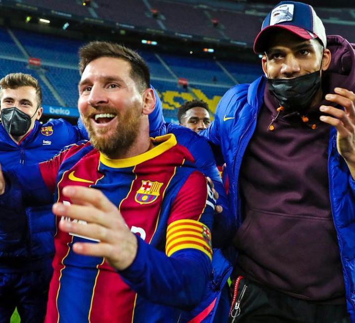 Comeback Dramatis Barcelona Vs Sevilla, Blaugrana Melenggang ke Final Copa del Ray