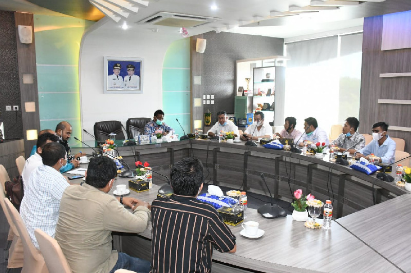 Wali Kota Sambut Baik Rencana Festival Banda Aceh Great Sale