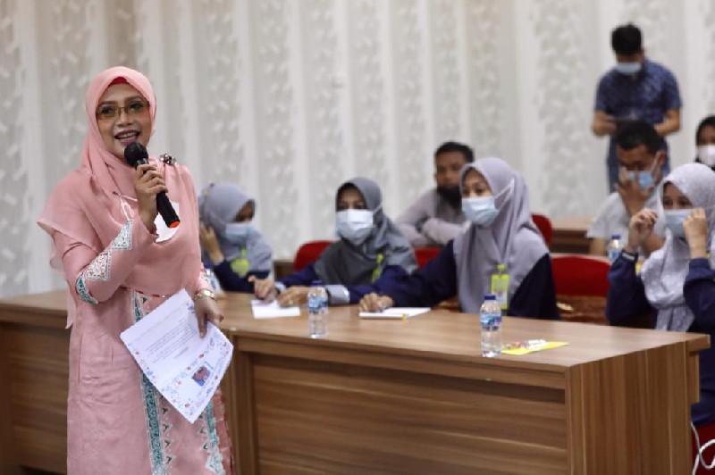 Bunda PAUD Aceh: Orang Tua adalah Teladan Pertama dan Utama