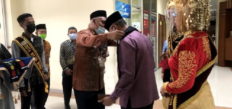Peserta Pra Kongres JKPI Tiba di Banda Aceh