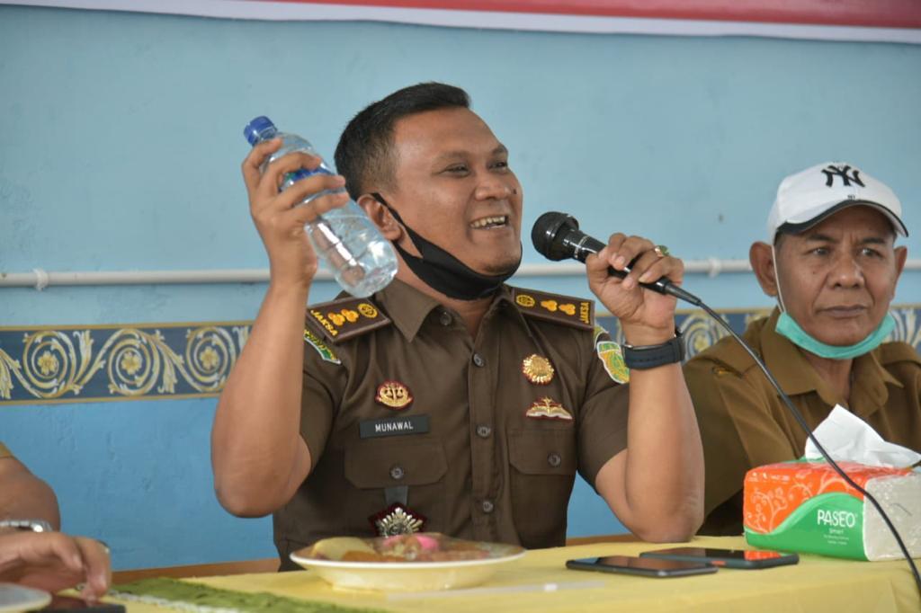 Tim Penkum Kejati Aceh ke Sekolah Perbatasan, Ada Apa?