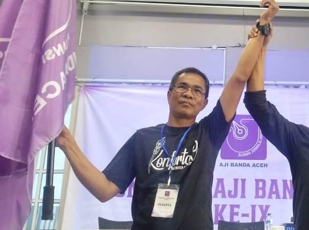 Belajar dari Kasus Nurhadi, AJI Banda Aceh Siap Advokasi Wartawan Dikriminalisasi