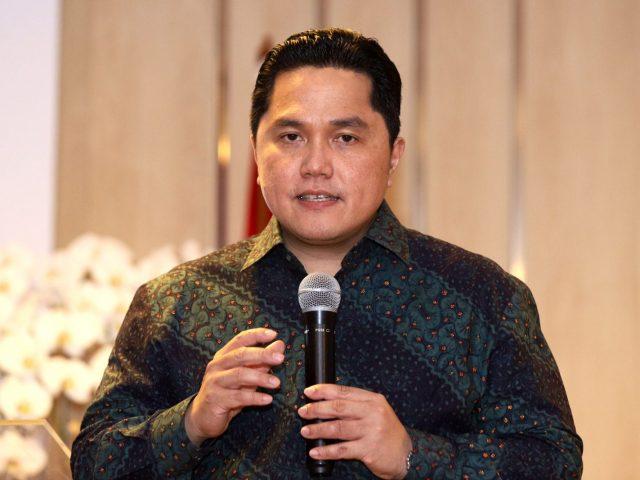 Menteri BUMN: Startup Perlu Didukung Infrastruktur Digital