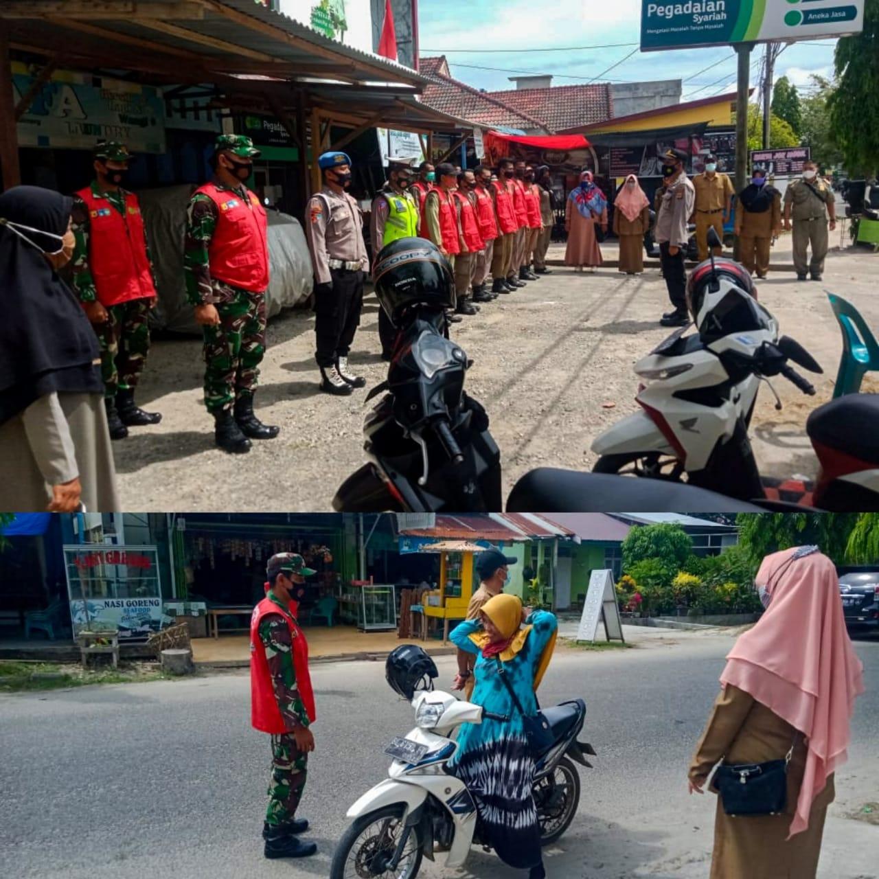 Operasi Yustisi Rutin, Puluhan Pelanggar Terjaring Tak Patuhi Prokes di Langsa
